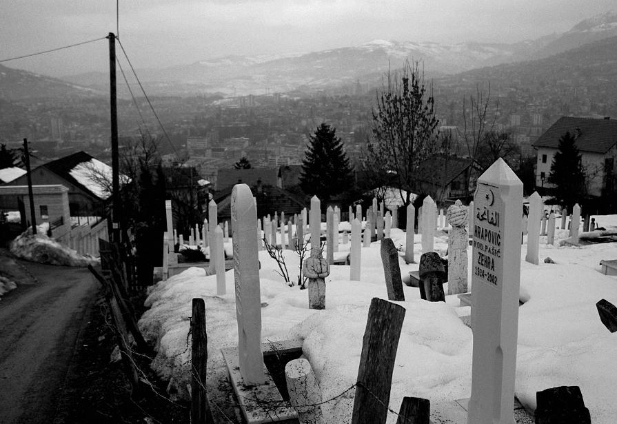 Sarajevo, cemetery