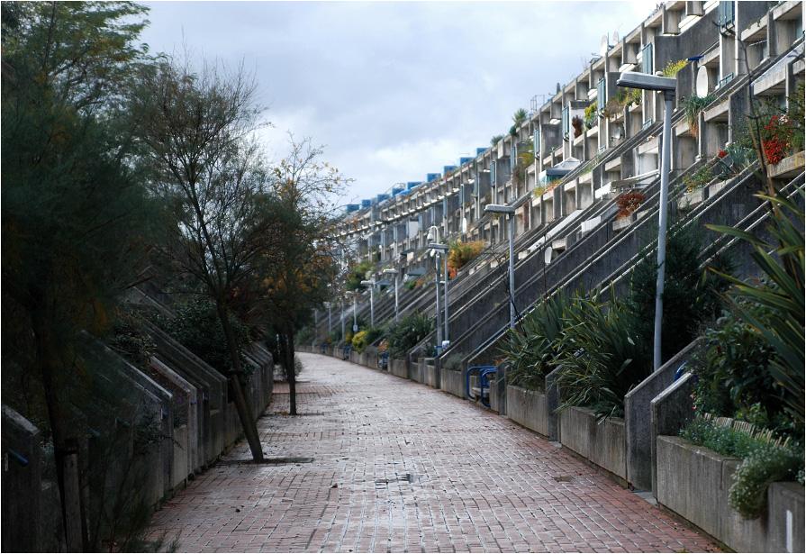 Alexandra Road Estate, 2012