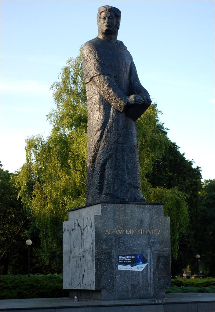 Pomnik Mickiewicza w Poznaniu