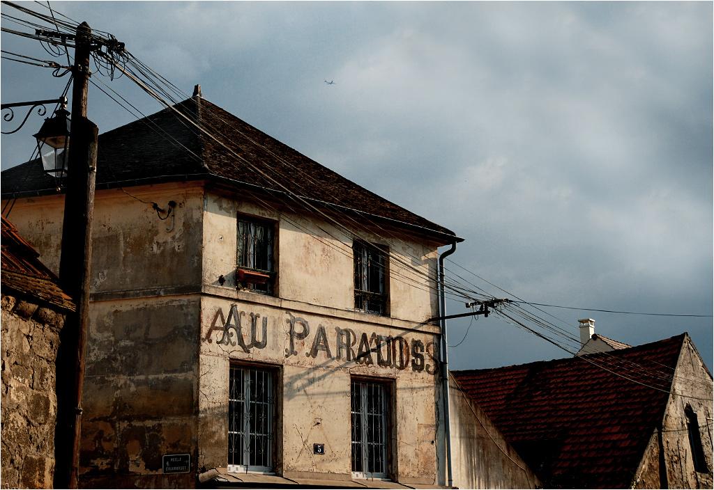 Kawiarnia Au Paradis