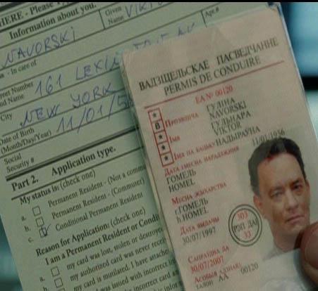 """""""Terminal"""". Bohater grany przez Toma Hanksa w rzeczywistości nazywa się Gulina Gulnara."""
