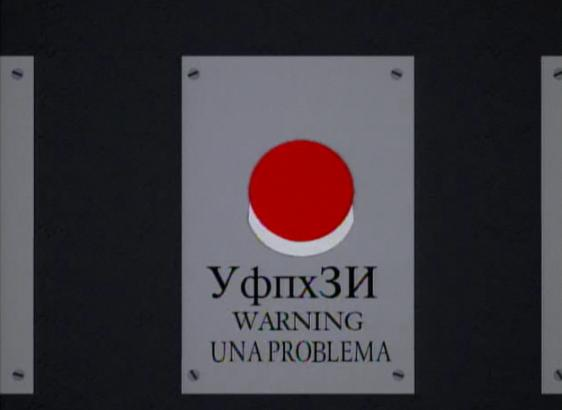 """South Park"". ""UfpxZI / WARNING / UNA PROBLEMA"""