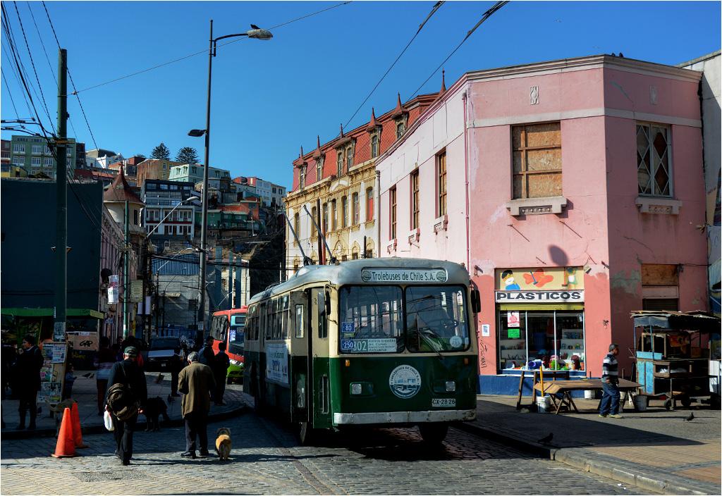 Ulica Bustamante.