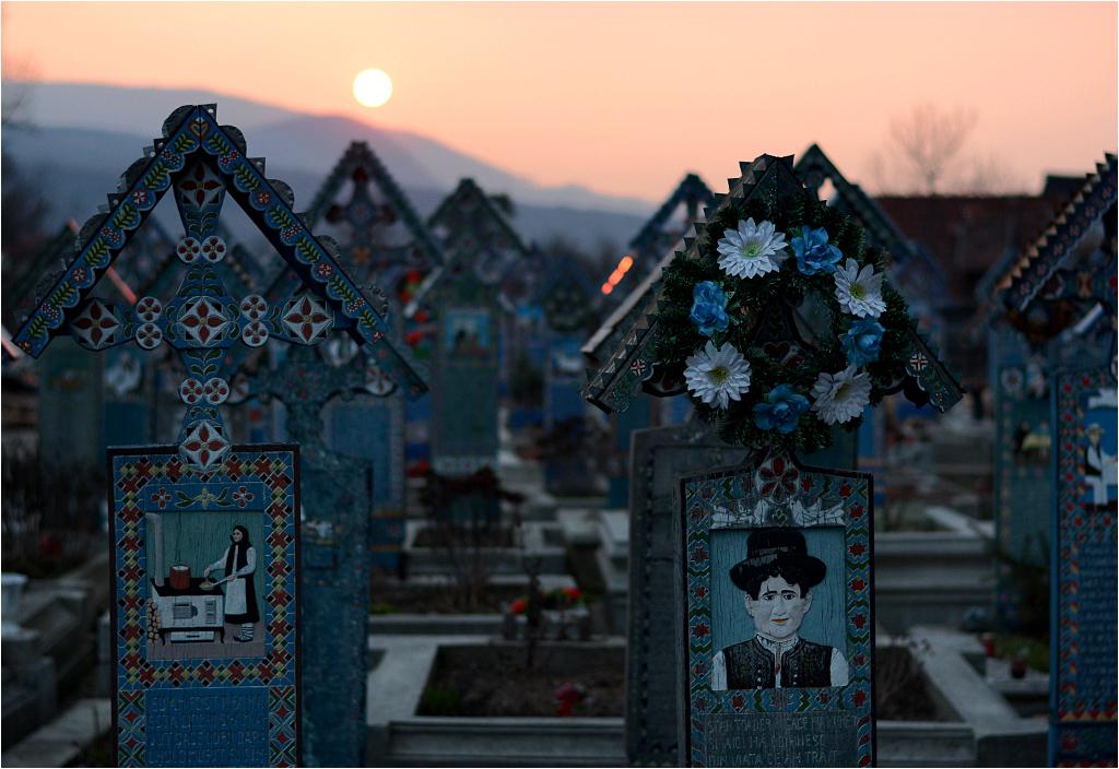 Săpânța, wesoły cmentarz