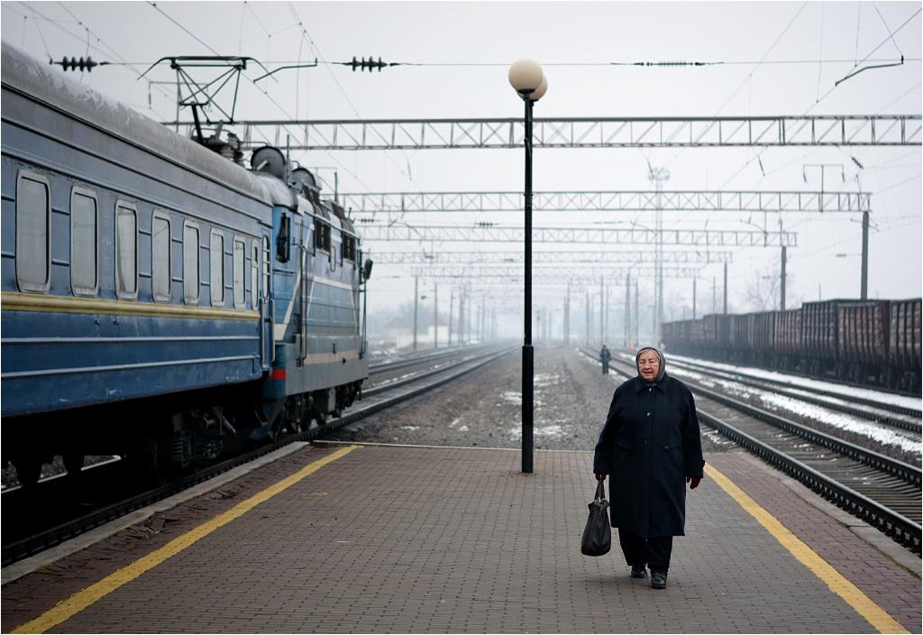 W sercu Republiki; widok w stronę Odessy