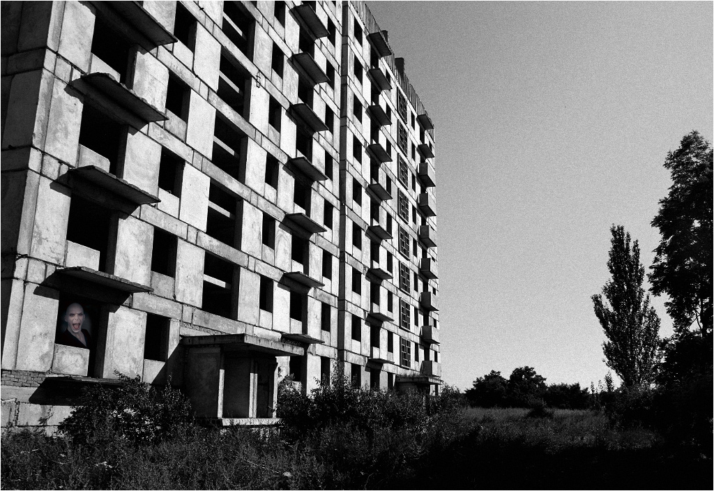 Stepnogorsk - miasto duchów...