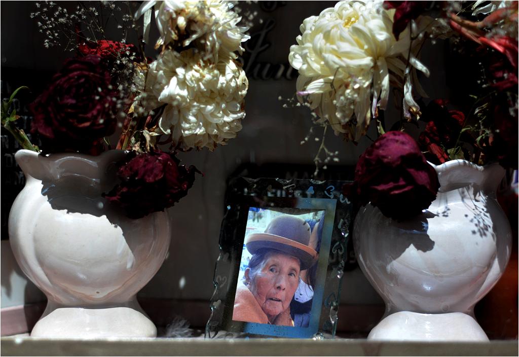 Często spotykane są portrety zmarłych