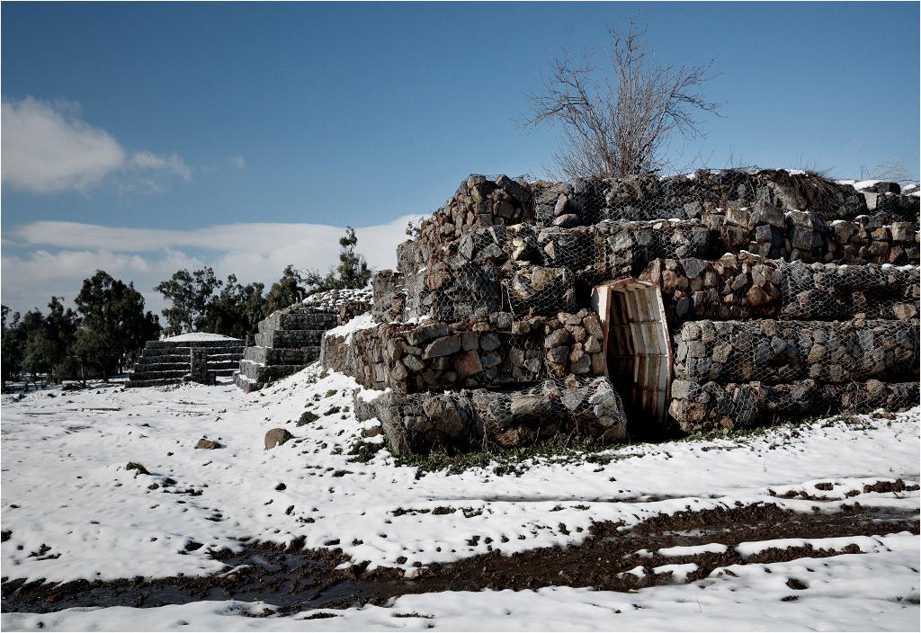 Opuszczone fortyfikacje