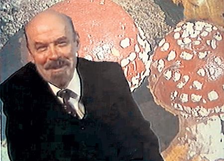 Lenin grzyb