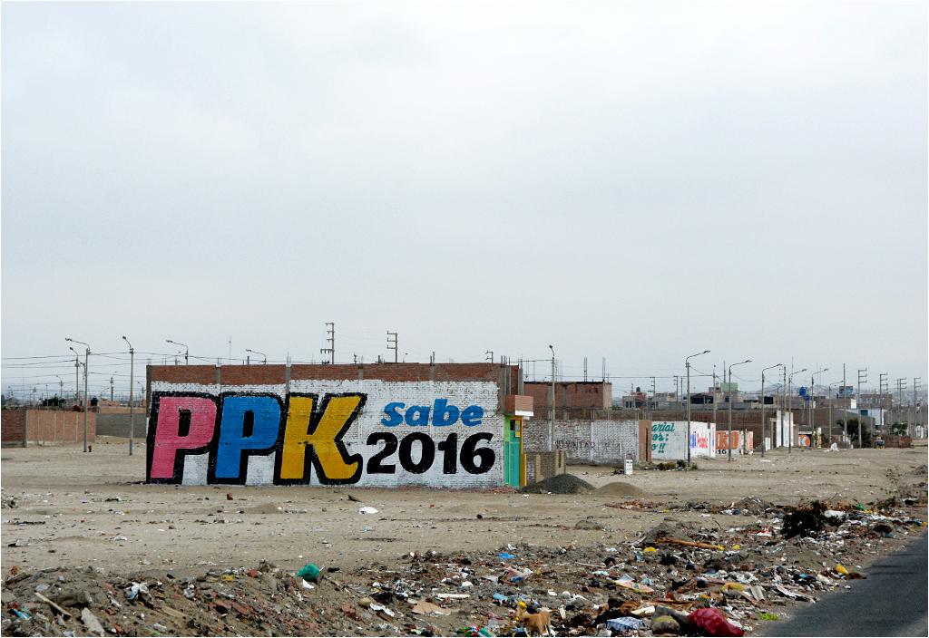 Pedro Pablo Kuczynski 2016