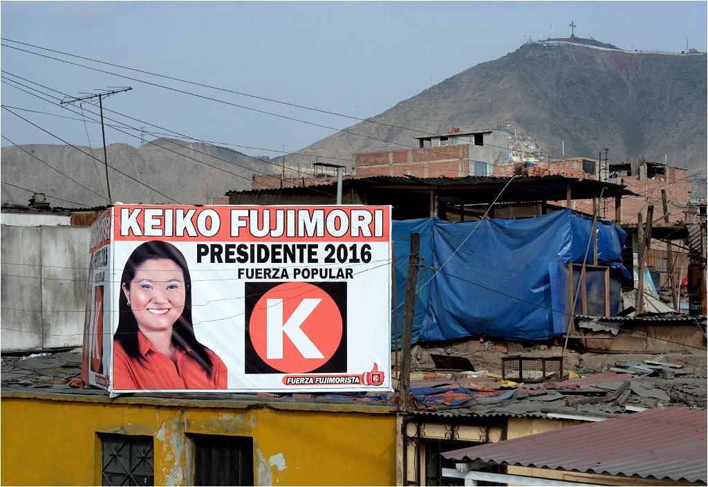 Keiko Fujimori, presidente 2016