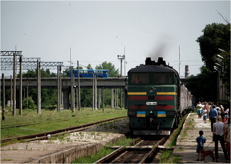 08.07.2010, Bendery, Naddniestrze. Zdjęcie niepozorne, ale to pierwsza w życiu wizyta w nieuznawanej republice.