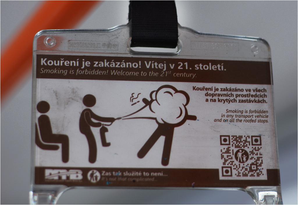 """""""Palenie jest zabronione! Witaj w dwudziestym pierwszym wieku"""""""