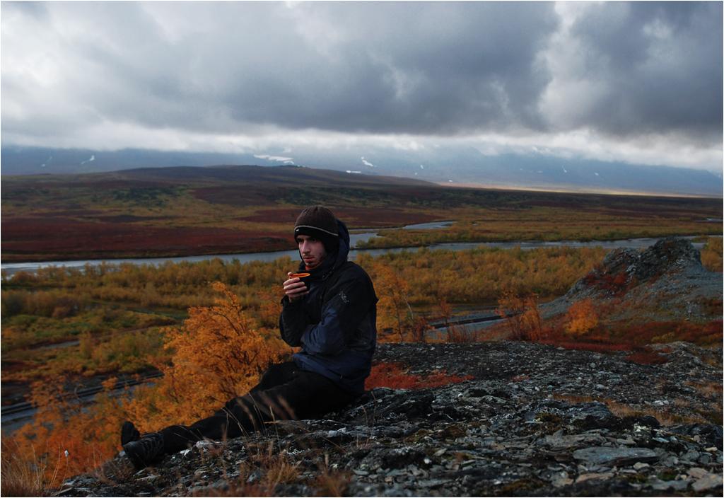 Oczekiwanie na szlaku (2011)