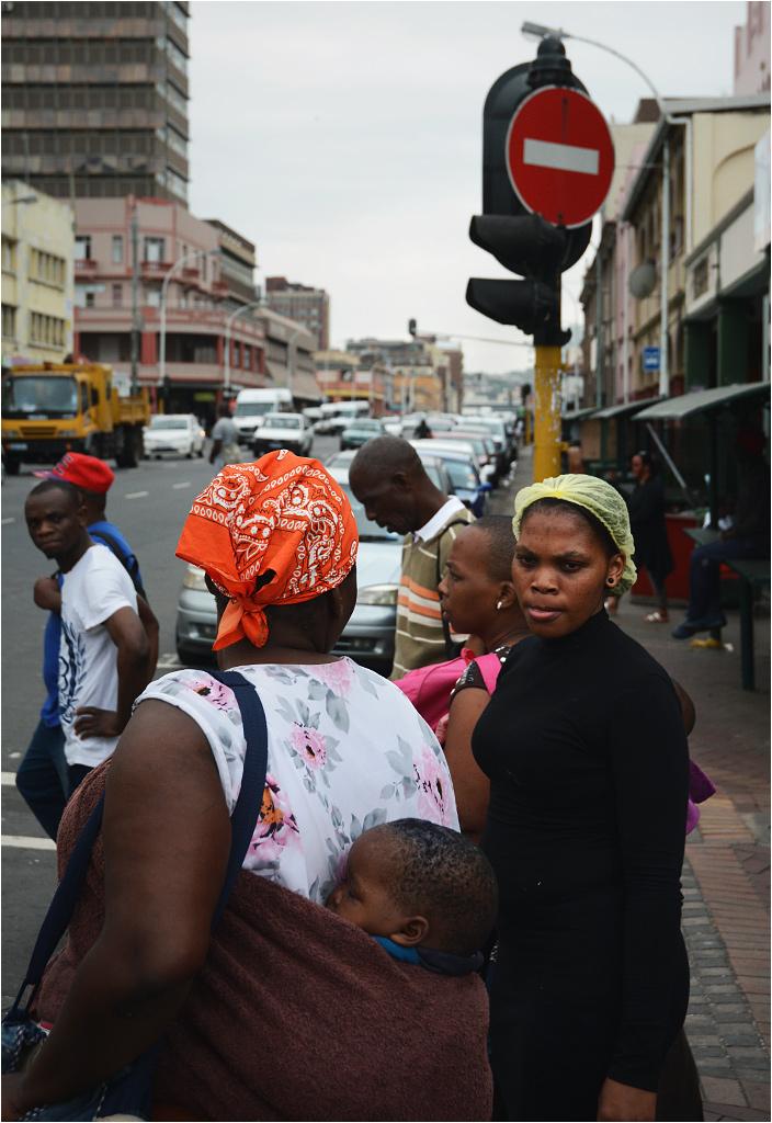 Na ulicy Durbanu