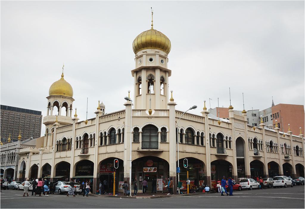 Durban - Juma Masjid Mosque