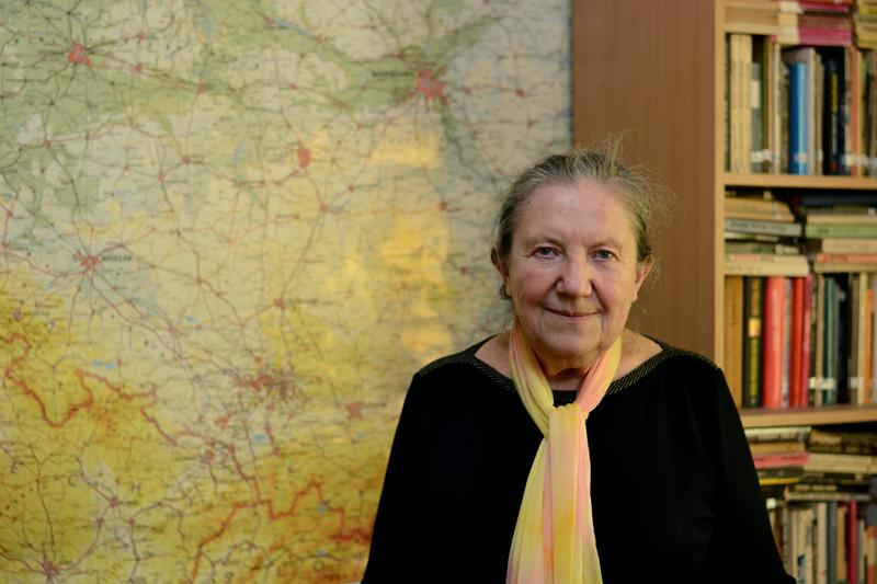 Walentyna Staruszko, prezes donieckiego Towarzystwa Kultury Polskiej