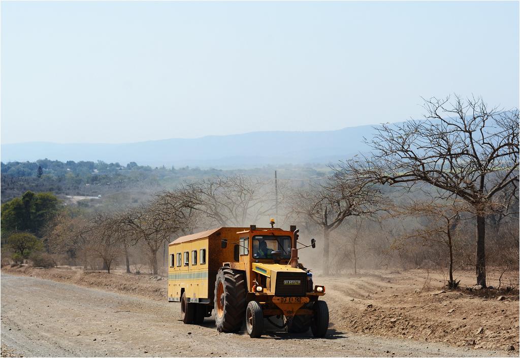 """Lokalny autobus w okolicach Big Bend. Wersja filmowa <a href=""""https://www.facebook.com/stacjafilipa/videos/638022486371978/"""" target=""""_blank"""">tutaj</a>"""