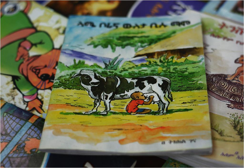 Opowieść o chłopcu wychowywanym przez krowę (?)