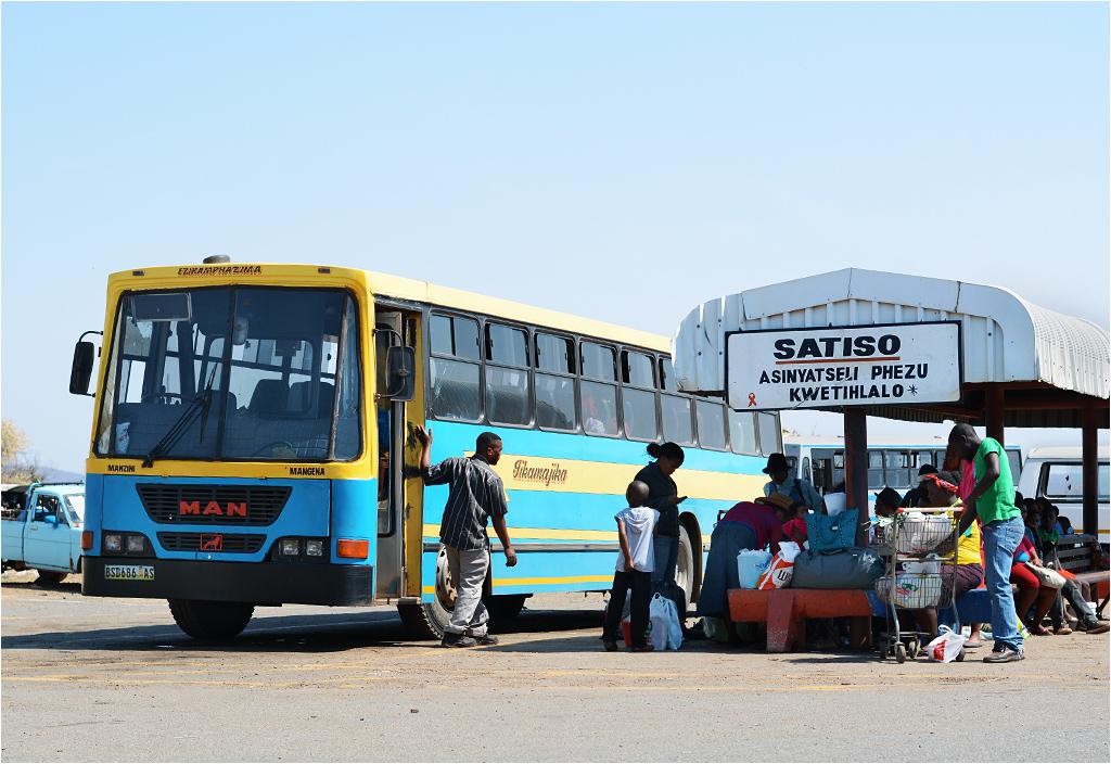 Matata, dworzec autobusowy