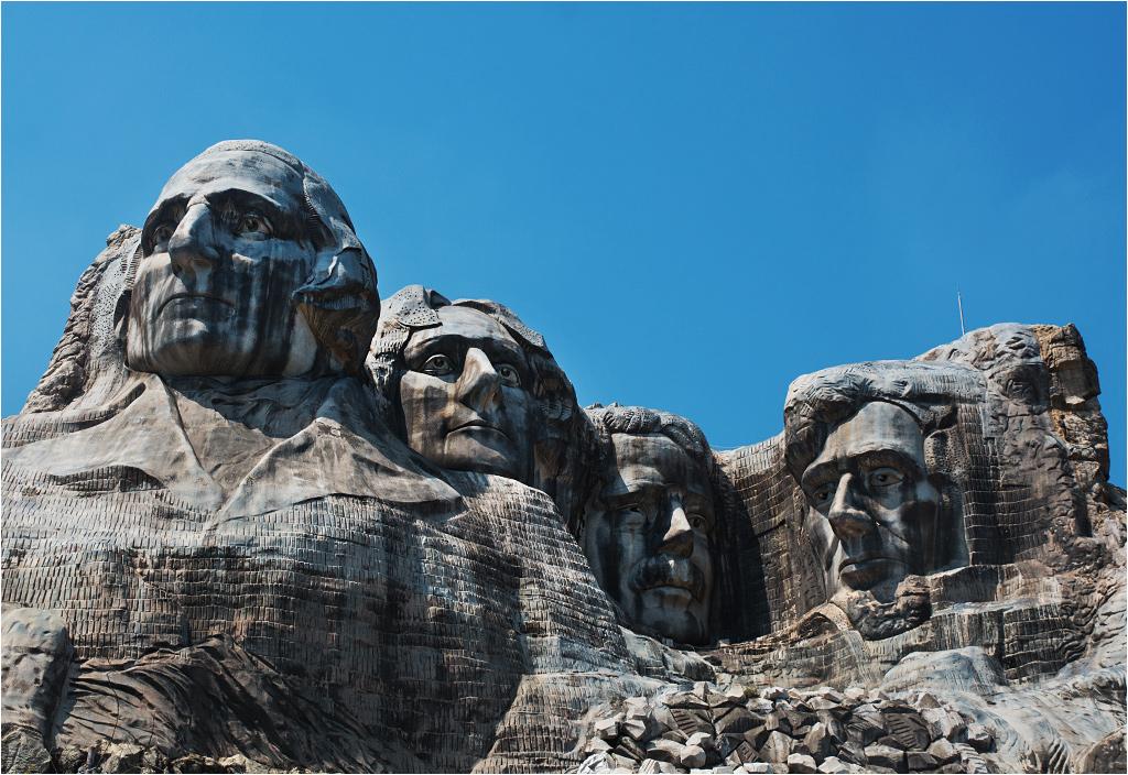 A Dzikiego Zachodu nie ma bez góry Rushmore