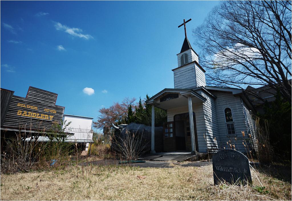 Jest też kościół i nagrobek Dzikiego Billa