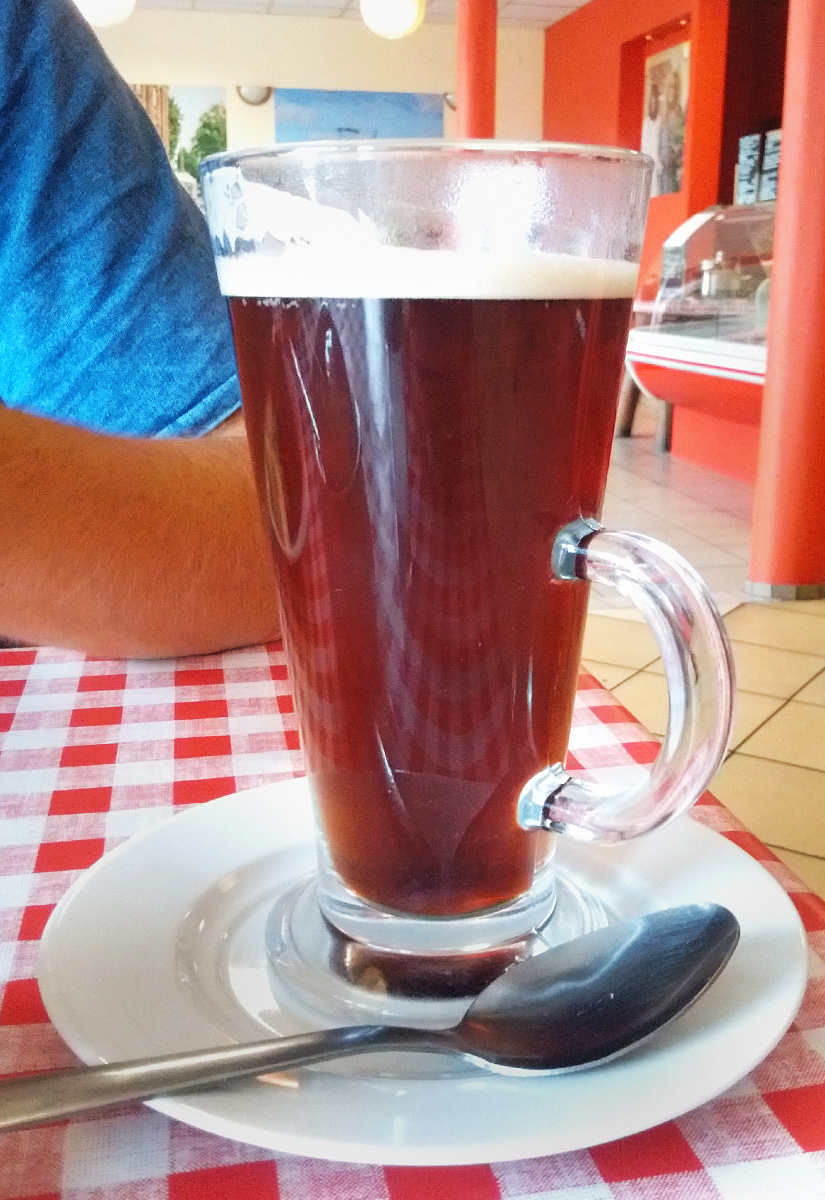 Kawa za (chyba) dziewięć złotych