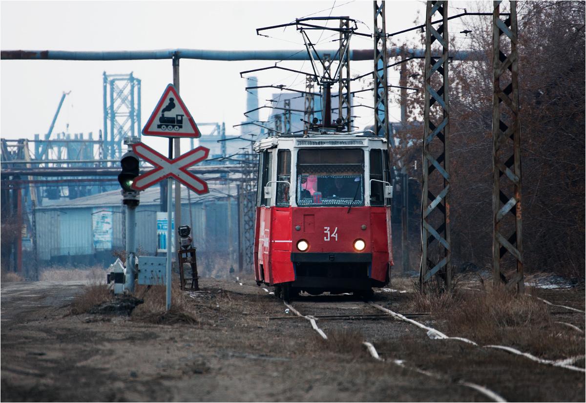 W krajach byłego Związku Radzieckiego nie buduje się potężnych rollercoasterów, bo emocje jak podczas jazdy na kolejce górskiej dostarczają zazwyczaj miejscowe tramwaje