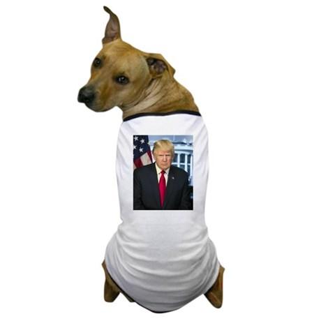 Psia kurteczka z Donaldem Trumpem...