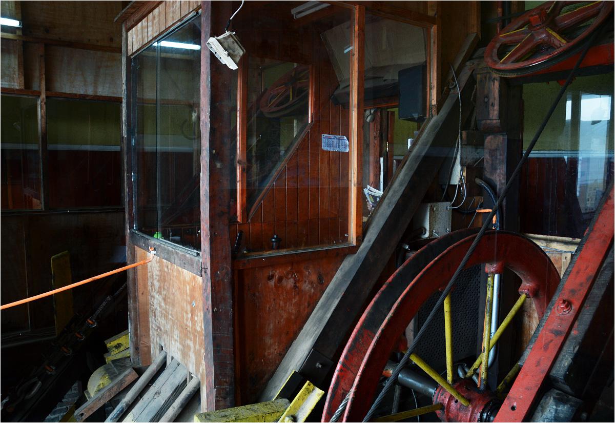 Stacje chilijskich funikularów to żywe pomniki techniki przełomu XIX i XX wieku