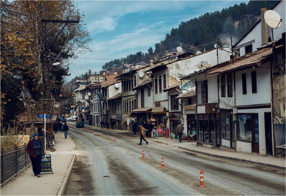 Prowincjonalny urok Turcji z dala od hoteli na wybrzeżu