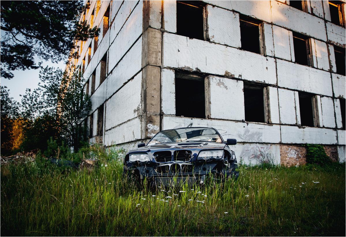 Pod domem Andrzeja Michalaka