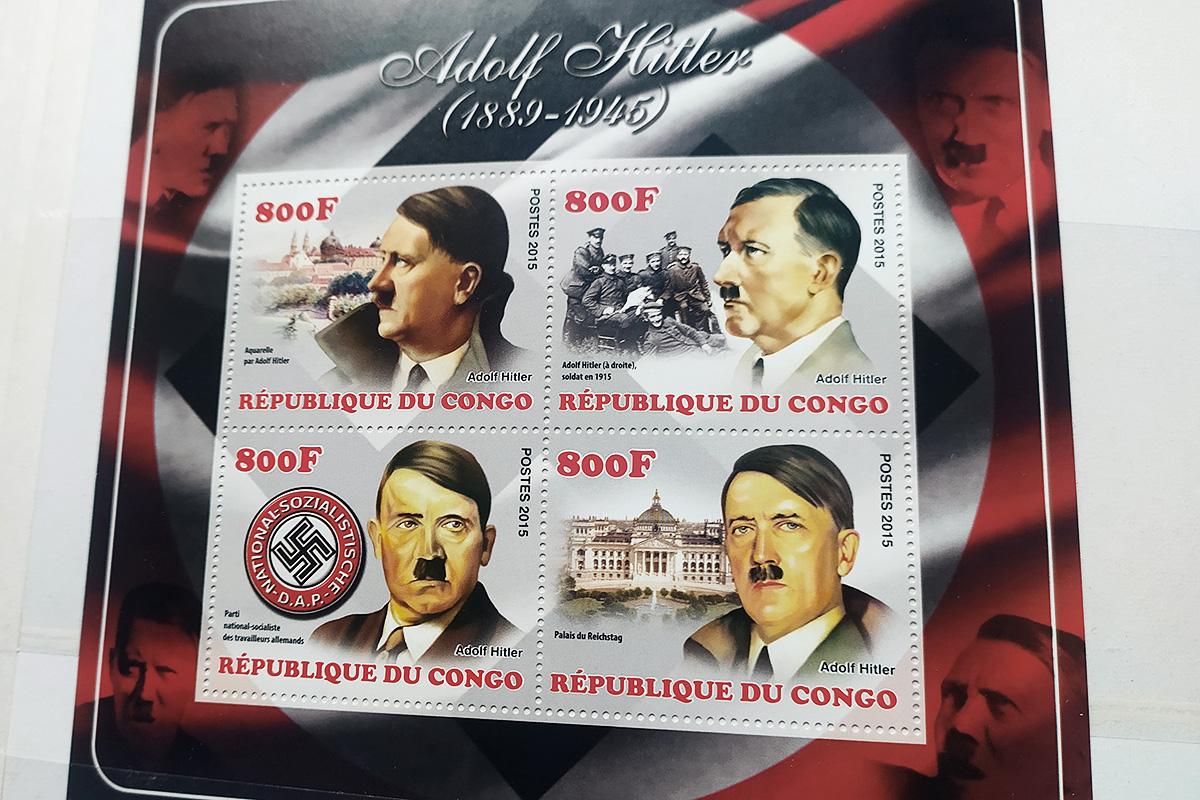 Pięćdziesiąt twarzy Gre... Hitlera