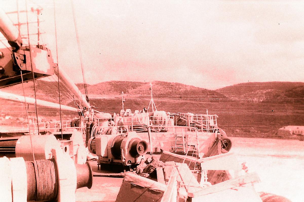 Z widokiem na wyspę