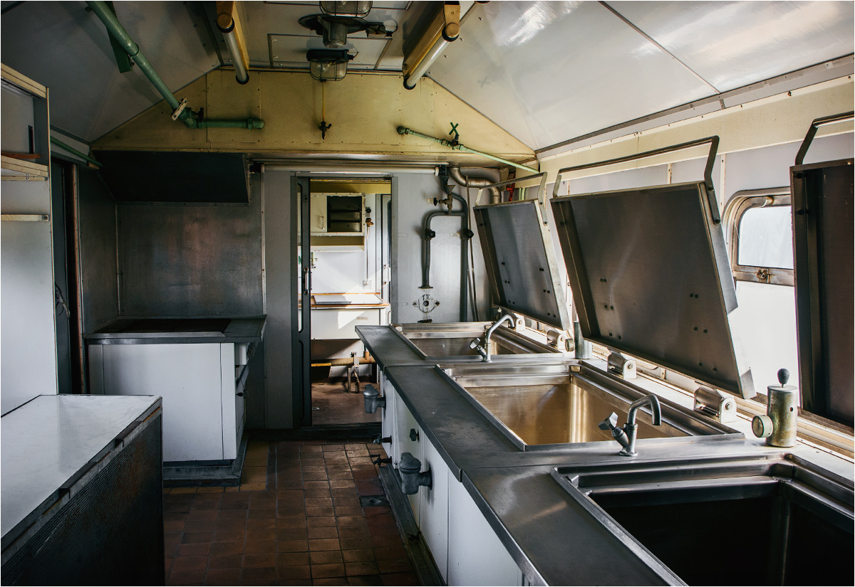 Szpitalna kuchnia