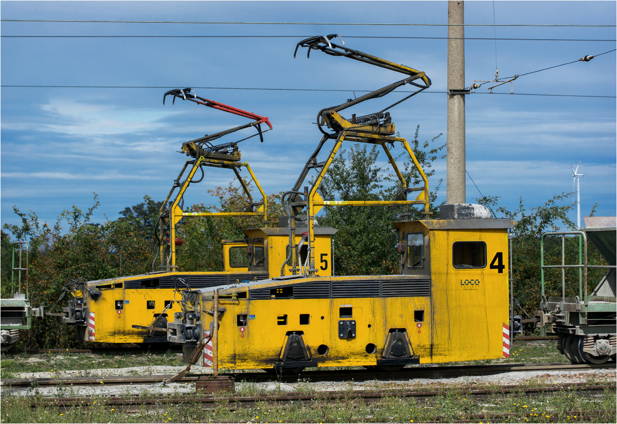 Nowe lokomotywy TL16