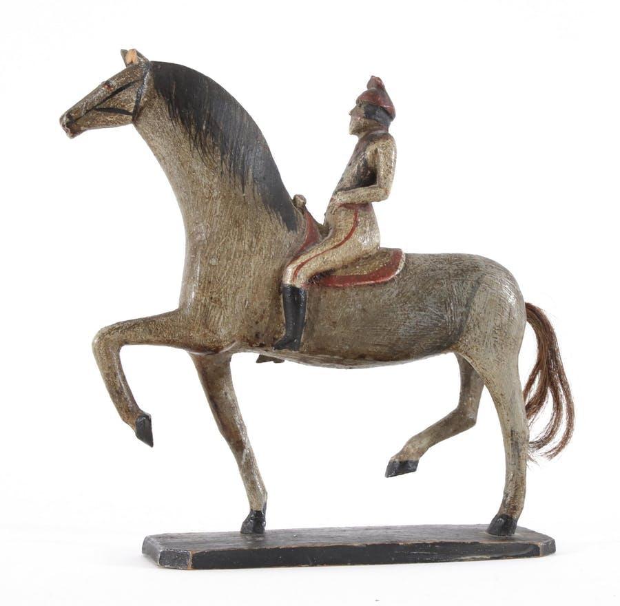 Najdroższy koń dala na świecie. Fot. Dalarnas Auktionsbyrå